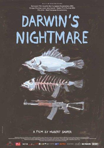Darwin's Nightmare Movie Poster (27 x 40 Inches - 69cm x 102cm) (2004) Swiss -(Elizabeth 'Eliza' Maganga Nsese)(Raphael Tukiko Wagara)(Dimond Remtulia)(Marcus Nyoni)(Sergey Samarets)(Jonathan Nathanael)
