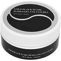 Professioneel oogverzorgingsmasker, 60 stks goud zwarte parel hydra-gel ooglapjes, hydraterende oogmasker voor fijne…