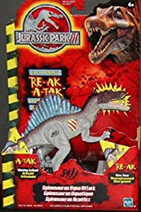 Amazon.com: Jurassic Park III Re-Ak A-Tak Electronic ...