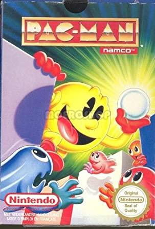 Image result for pacman nes