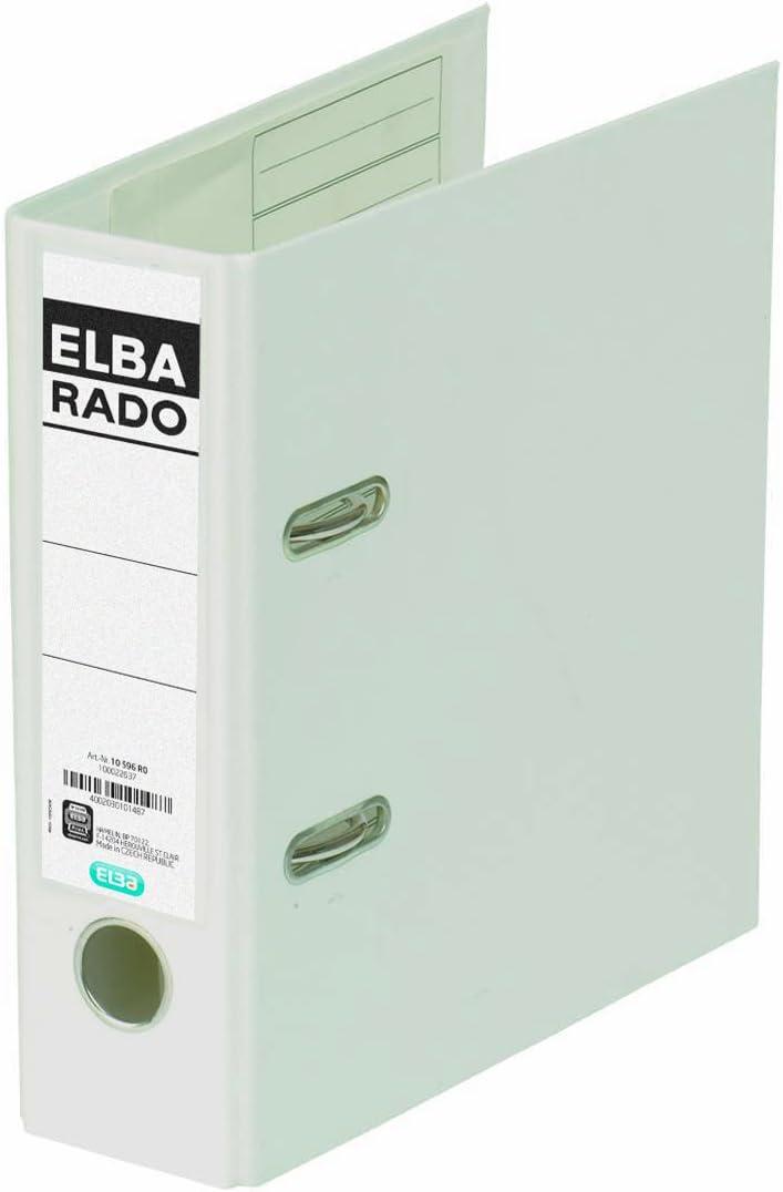Elba Rado Plast Bianco A5