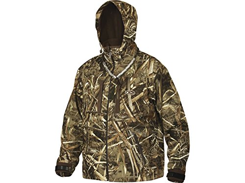 Drake LST Guardian Refuge HS 3-Layer System Coat (Realtree Max-5) (Medium) (Hs Jacket compare prices)