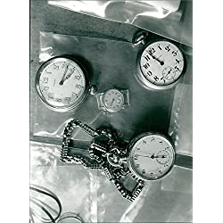 Vintage photo of Clocks