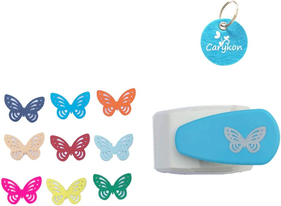 Carykon Perforatrice /à levier 5,1 cm Butterfly-Simple