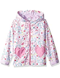 Girls' Peppa All Over Print Raincoat