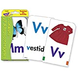 TREND ENTERPRISES INC. POCKET FLASH CARDS SPANISH ALPHA (Set of 24)