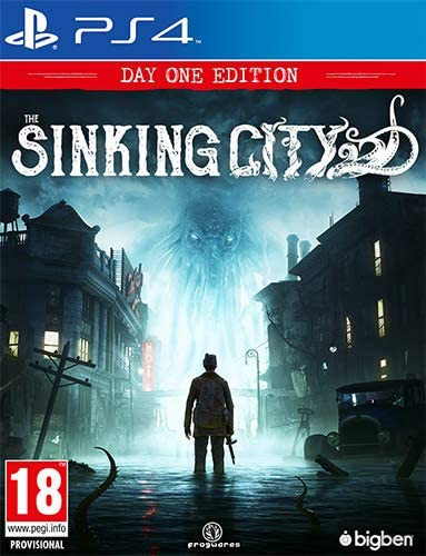 The Sinking City - Day One Special Edition - PlayStation 4 [Importación italiana]: Amazon.es: Videojuegos