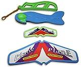 Toys+ Flying 3 Piece Set Skydiver Parachute Men