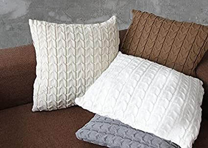 Amazon.com: Home-organizer Tech Cotton Removable Knitted ...