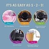 Elite Gourmet EIM-506 6 quart Old-Fashioned Ice