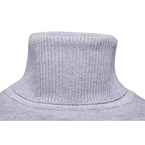 Grau Pull Basic Tricoté Hommes Fashion Garçons Lannister OYwBqp8pZ