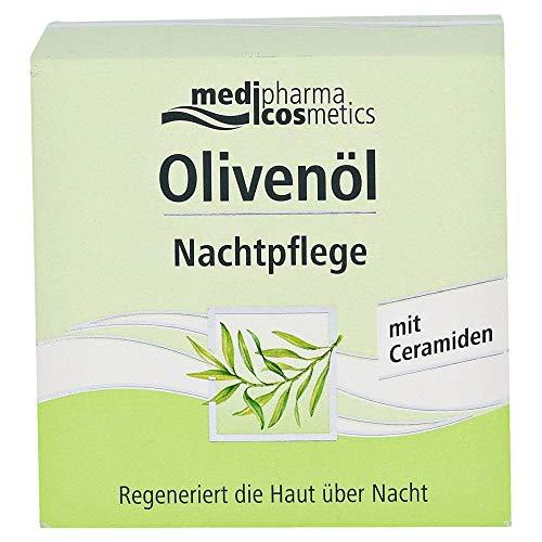 Olivenöl Nachtpflege, 50 ml