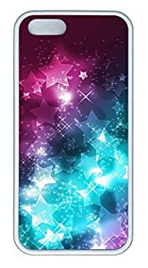 Bright Stars - iPhone 5S Case Funny Lovely Best Cool Customize White Cover
