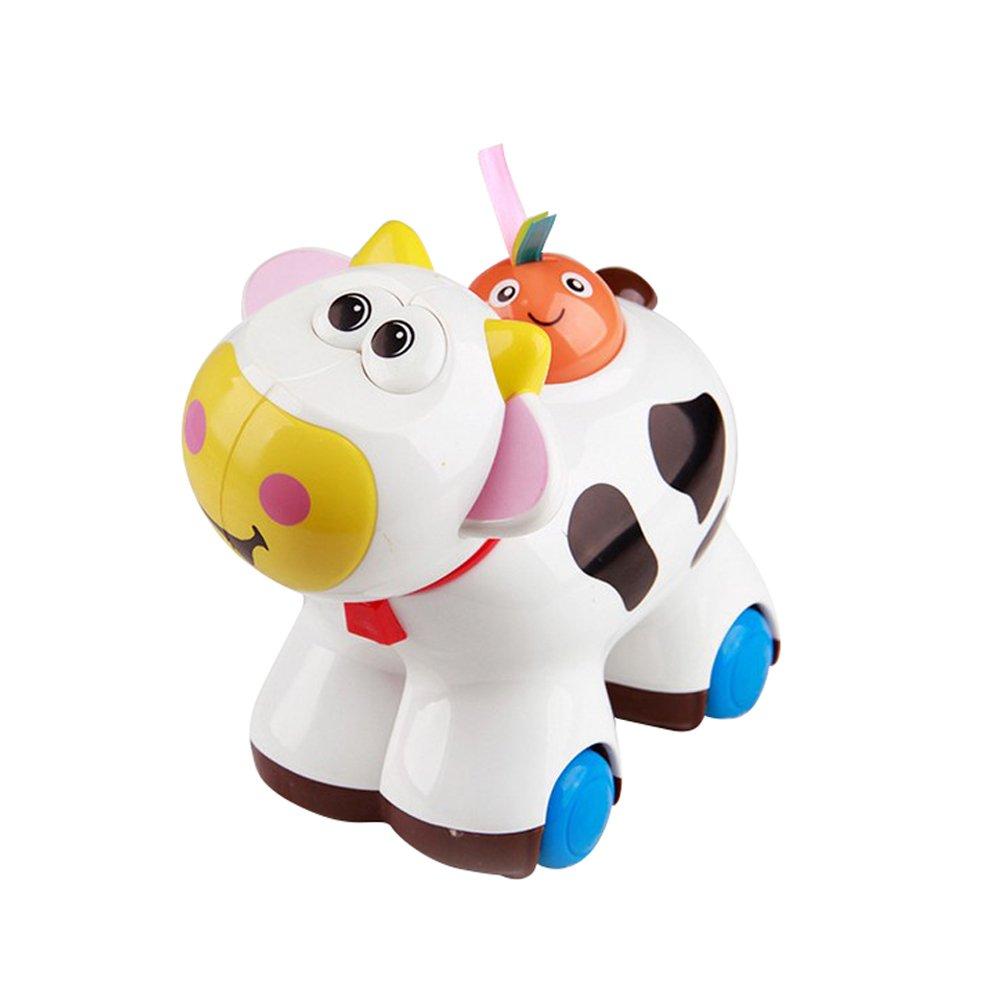 baidercor Cute Toy Cars Cows Shape for Baby   B076ZDB8F6