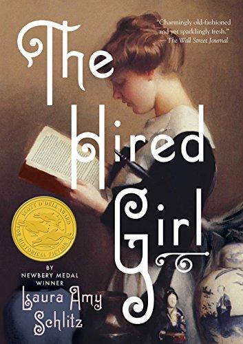 The Hired Girl (Ala Notable Children's Books. Older Readers)