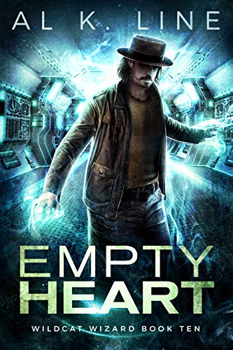 Empty Heart (Wildcat Wizard Book 10) by [Line, Al K.]