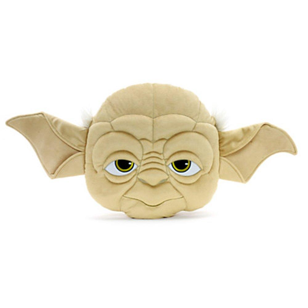 Ufficiale Disney Star Wars 65cm Yoda faccione cuscino morbido peluche