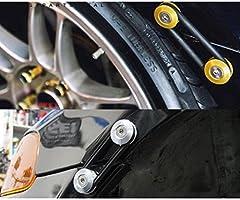 JDMSPEED Neo Chrome Universal CNC Billet Bumper Trunk Quick Release Fastener Kit