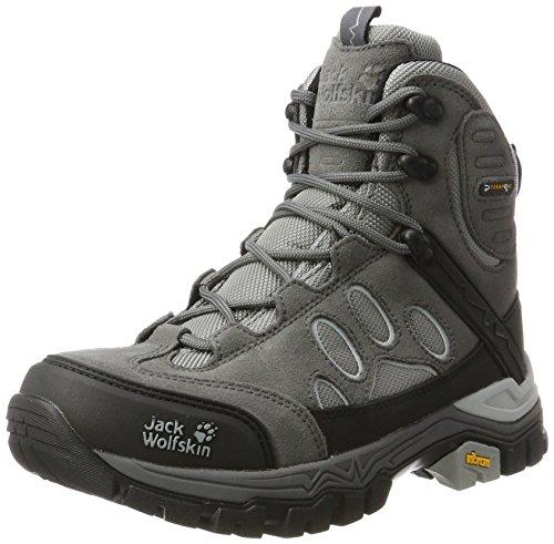 Jack Wolfskin Womens Impulse Texapore O2+ Mid W Hiking Boot Tarmac Grey 7QWv0ymZJ