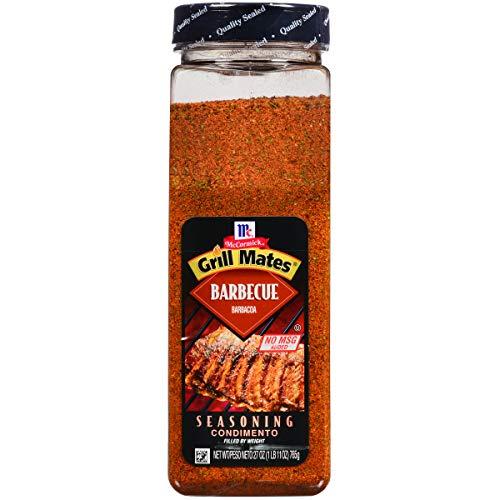 McCormick Grill Mates Barbecue Seasoning product image