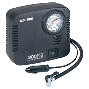 Accutire  MS-5530 Compact 300 PSI 12V Compressor