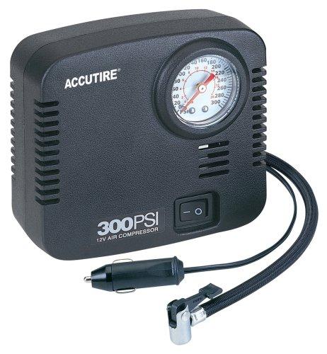Accutire MS-5530 Compact 300 PSI 12V Compressor