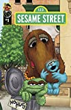 img - for Sesame Street Comics #1: Cover C (print) book / textbook / text book