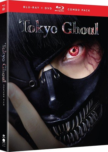 Tokyo Ghoul: The Movie (Live Action) (Blu-ray/DVD Combo + UV) by FUNimation