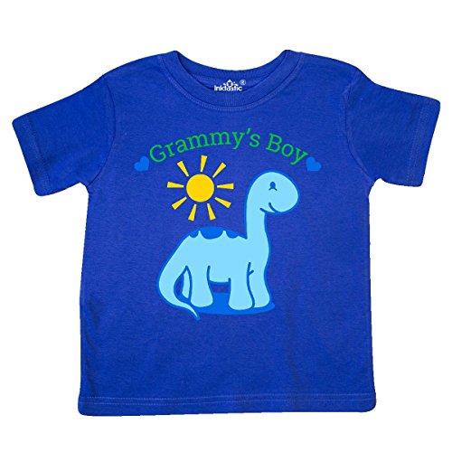 inktastic - Grammy's Boy Toddler T-Shirt 3T Royal Blue 1ccbf
