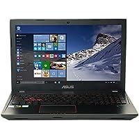 2018 Asus FX53VD 15.6-inch FHD (1920x1080) Premium Gaming Laptop PC - Intel Quad Core i7-7700HQ, 8GB RAM, 256GB M.2 SSD, NVIDIA GeForce GTX 1050, Bluetooth, Backlit Keyboard, Windows 10
