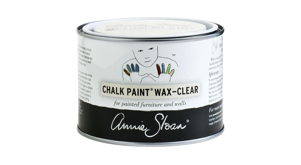 Amazon.com : Round Chalk Paint Wax Professional Brush