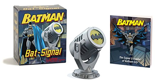 Batman: Bat Signal (Miniature Editions) (Batman Batarangs For Sale)