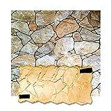 Concrete Texture Stamp mat Polyurethane for