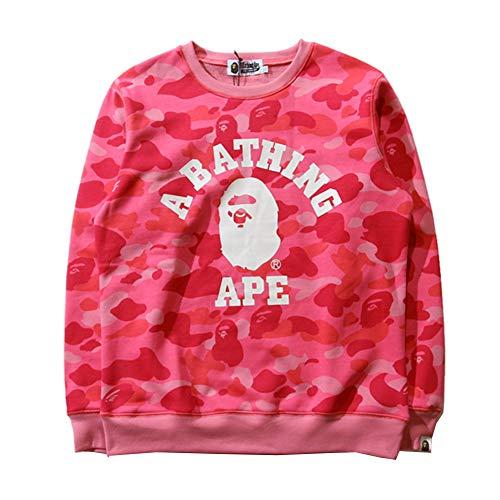 Hop Red Casual Shark Fashion Funny Sweatshirt Bape T Hip Ape Cosshow Outdoor Men Shirts Tops trxhCQdBs