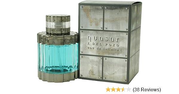 Quasar By Jesus Del Pozo For Men. Eau De Toilette Spray 4.2 Ounces