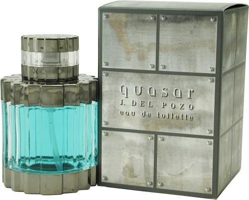 Quasar By Jesus Del Pozo For Men. Eau De Toilette Spray 4.2 Ounces