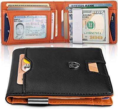 TRAVANDO Wallet Blocking Credit Minimalist