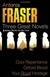 Oxford Blood by Antonia Fraser front cover