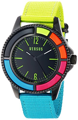 Versus by Versace Women's SGM140014 TOKYO Analog Display Quartz Colorful Watch