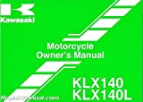 99987-1546 2009 Kawasaki KLX140 L Owners Manual