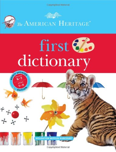 The American Heritage First Dictionary PDF
