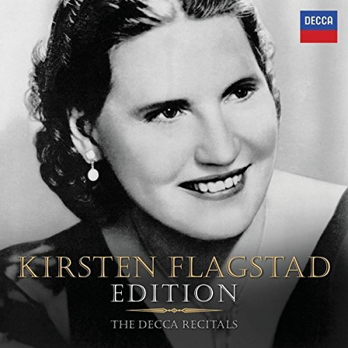 Kirsten Flagstad Edition: The Decca Recitals [10 CD Box Set]