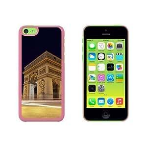 Arc De Triomphe Paris France Snap On Hard Protective For Iphone 6 Plus 5.5 Phone Case Cover - Black
