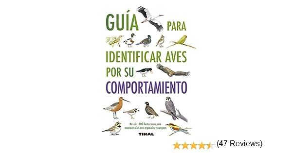 Guía para identificar aves por su comportamiento (Guías Practicas) eBook: Couzens, Dominic, Snow, Plilip, Disley, Tony, Nurney, David, Jarvis, Richard, Webb, Michael: Amazon.es: Tienda Kindle