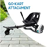 Hover-1 Buggy Attachment for Electric Scooter, Transform Your Hoverboard into Go-Kart