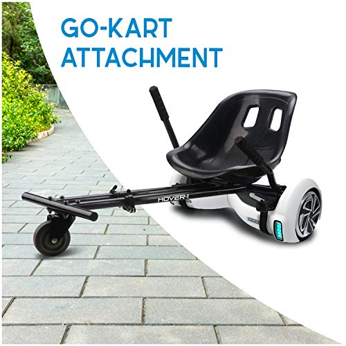 ment For Electric Scooter, transform your Hoverboard into Go-Kart ()