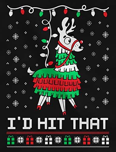 Da X Verde Natale Maglietta Game Donna Ugly Lama Fit Slim mas Shirtgeil Di Pignatta wOHzXxOqZ