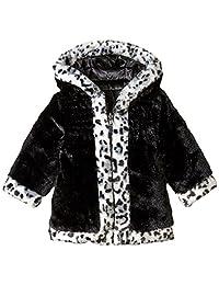 Pistachio girls Swing Coat