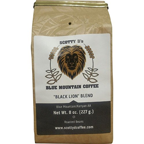 Scotty Combination (Scotty D's Jamaican Coffee