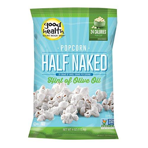 Good Health Popcorn - Half Naked - Case of 9-4 oz. ()